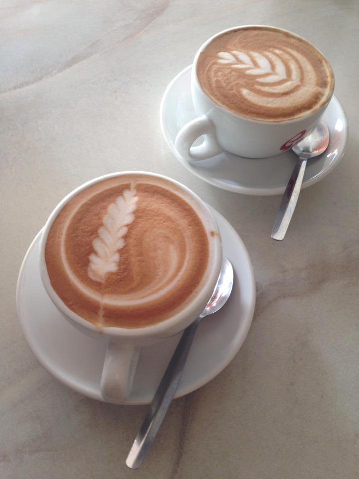Oasis Cafe coffee