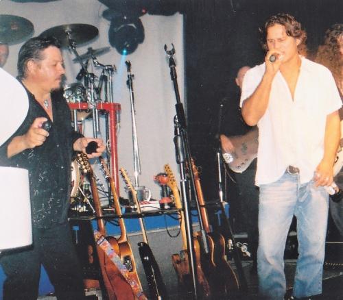 Kellsy & Jon Stevens
