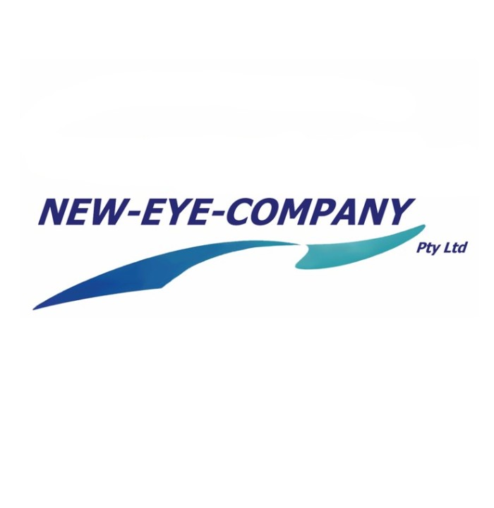 New Eye Company logo - sponsors of Marchtoberfest Redcliffe 2021