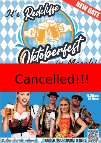 Marchtoberfest 2021 Cancelled