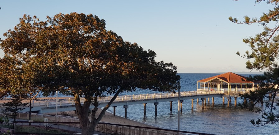 Redcliffe Jetty Autumn afternoon