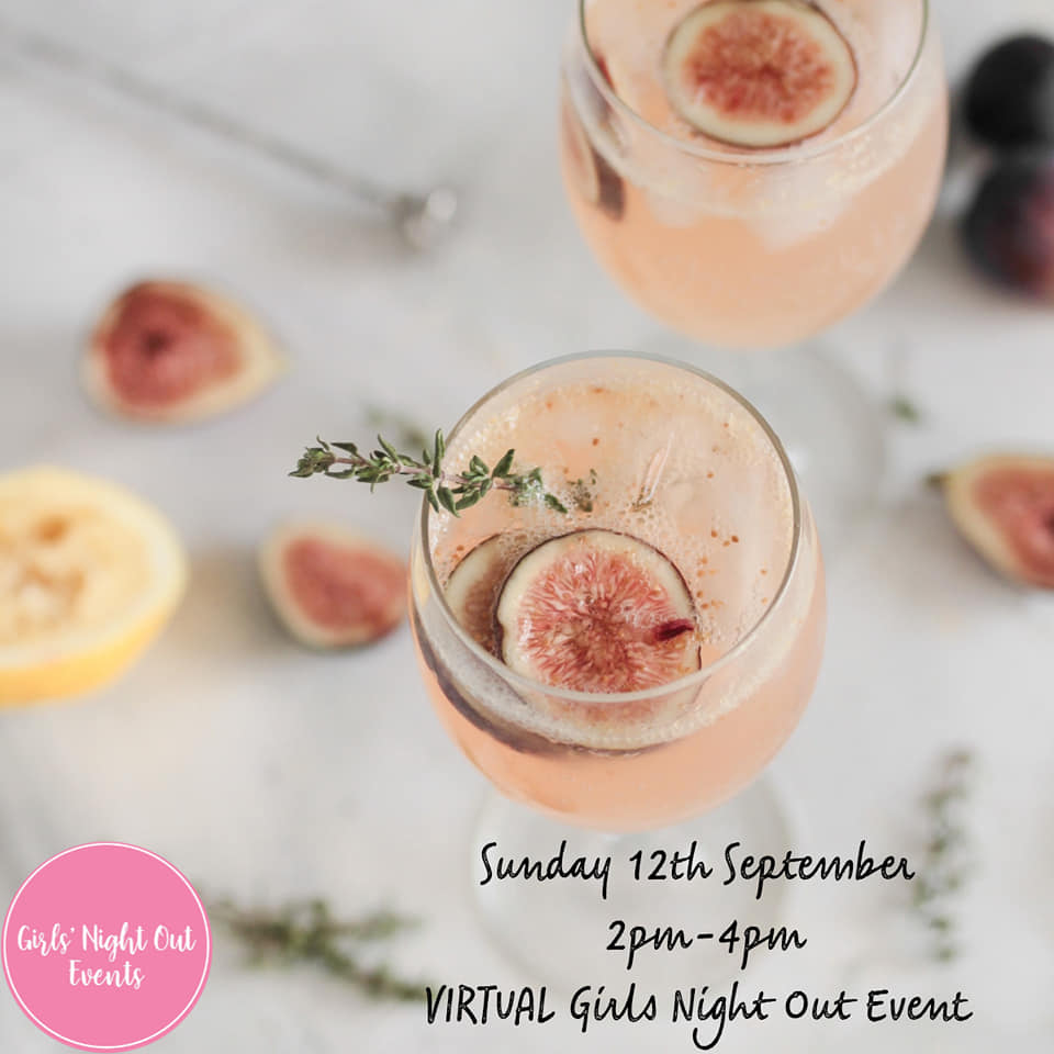 Girls' Night Out Events Suicide Prevention Pathways awareness