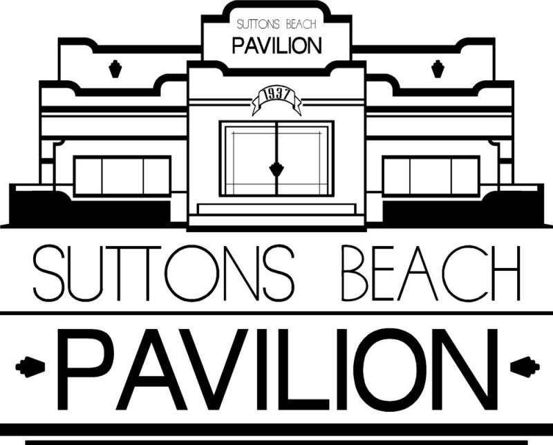 Suttons Beach Pavilion logo